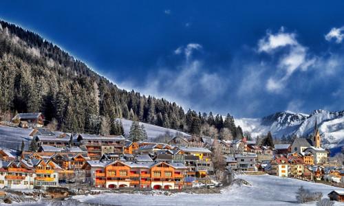 Ски-тур во Франции