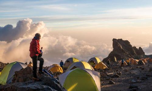 Восхождение на Килиманджаро ( 7 дней) Маршрут Мачаме