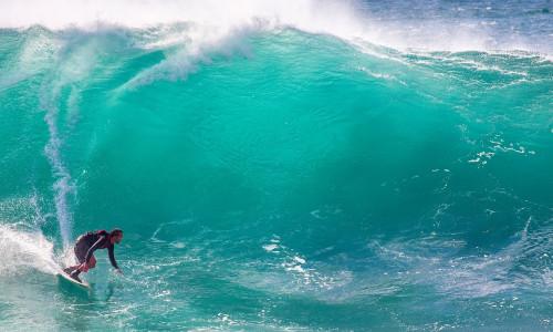 Серфинг в Индонезии