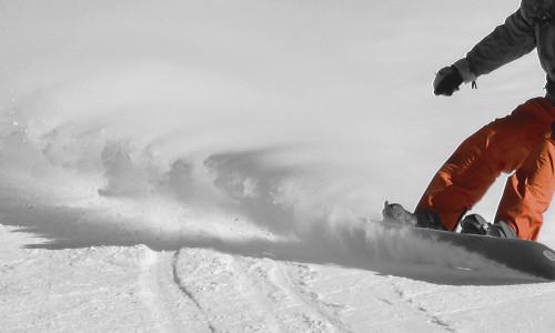 Сноубординг в Рука