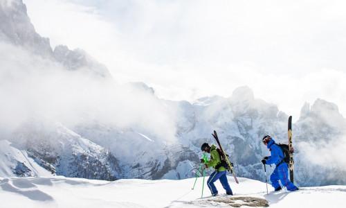 Ски-альпинизм в Грузии
