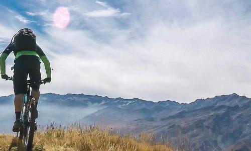 Маунтинбайк в Боливии
