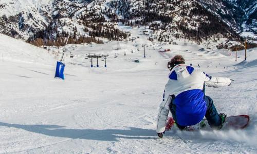 Сноубординг в Курмайоре