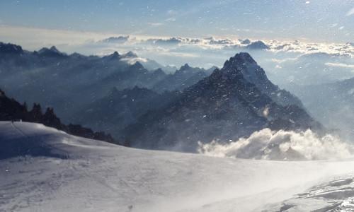 Ски-тур в Шамони