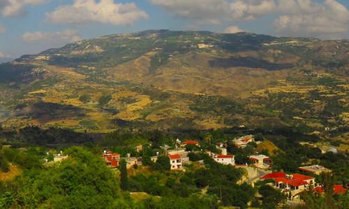 Треккинг на Кипре