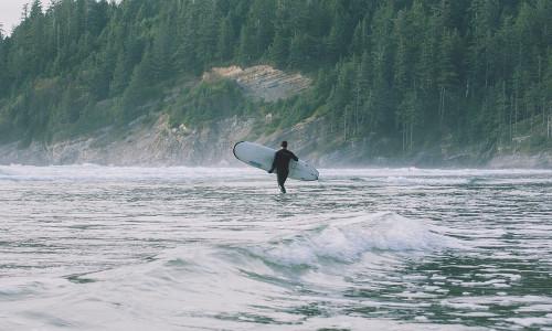 Серфинг в России
