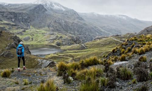 Треккинг в Боливии
