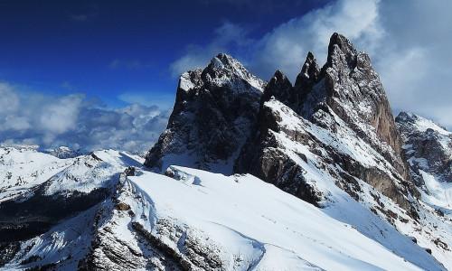 Хели-ски в Италии