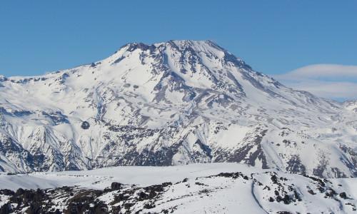 Хели-ски в Чили