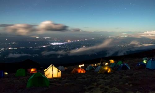 Восхождение на Килиманджаро (7 дней): маршрут Лемошо