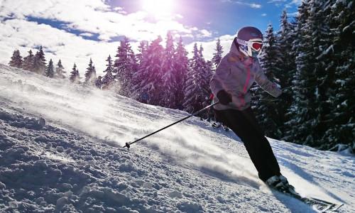 Горные лыжи в США