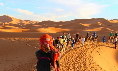 Треккинг в Марокко
