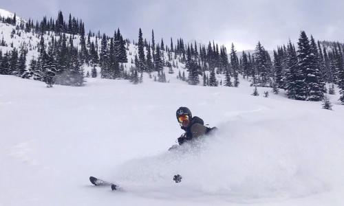 Горные лыжи в Канаде