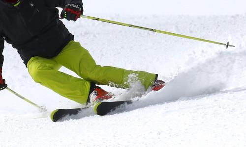 Горные лыжи в Киргизии