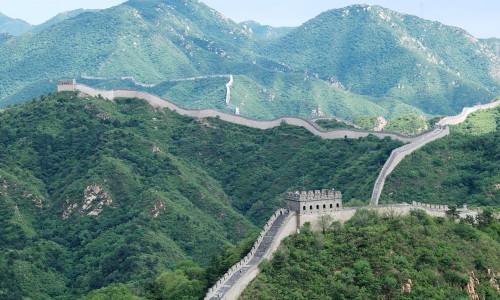 Треккинг в Китае