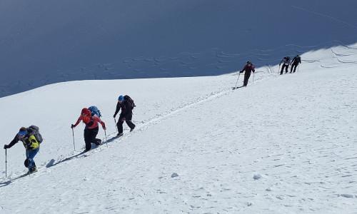 Ски-тур в Армении