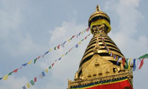 Скалолазание в Катманду