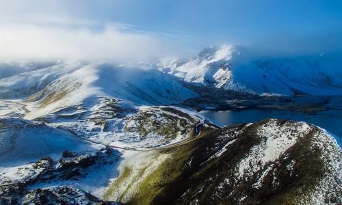 Ски-тур в Исландии